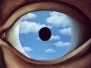 Magritte - The False Mirror